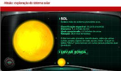 Explore o Sistema Solar