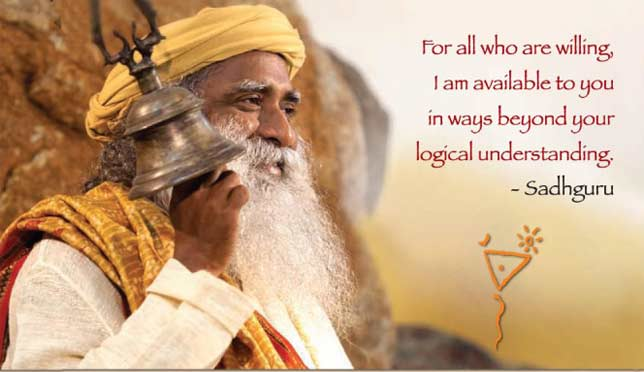 Isha Yoga Practices