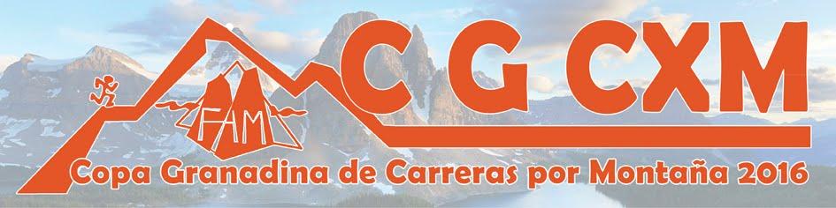 Copa Granadina de Carreras por Montaña 2016.