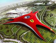 Ferrari 1 (ferrari world theme park )