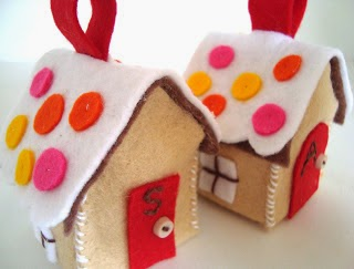 Mousehouse Christmas Advent Bunting