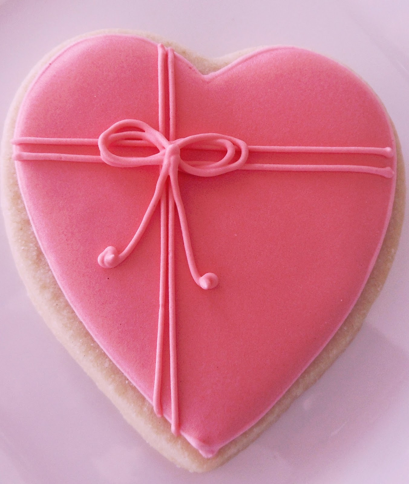 My Cookie Clinic: HEART COOKIES/ Box of Chocolates