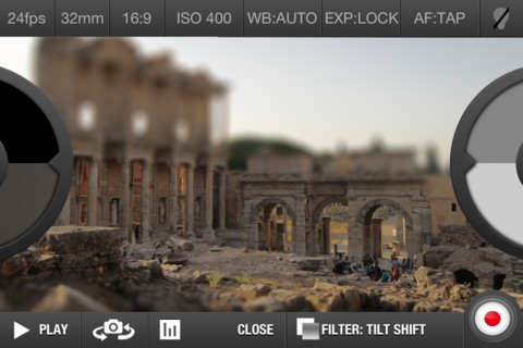 CinePro For iPhone and iPod