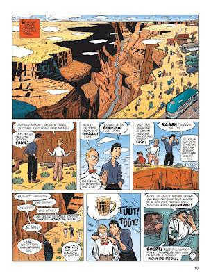 Gringos Locos: Franquin, Morris y Jijé en America, por Yann y Schwartz (PREVIEW Y COMENTARIOS) Adelantos%2Bgringos%2B09