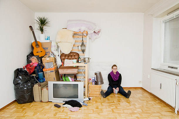 All I Own | Fotografia de Sannah Kvist