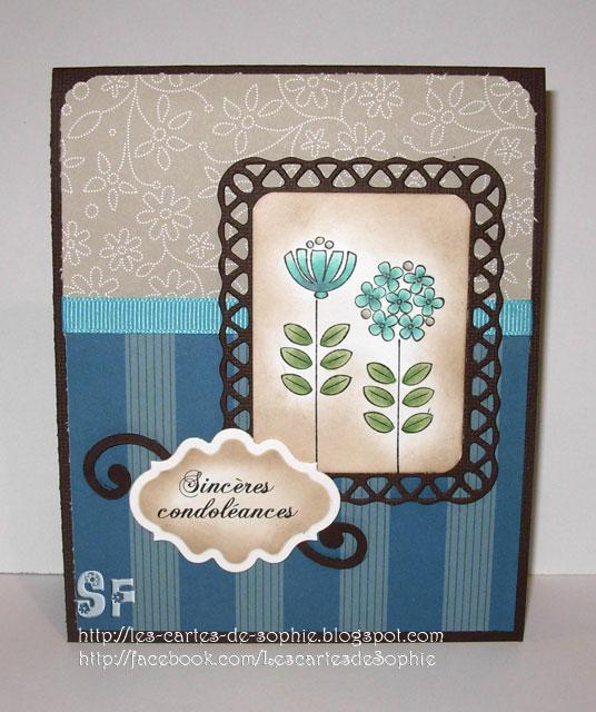 les cartes de sophie des fleurs pour toi. Black Bedroom Furniture Sets. Home Design Ideas