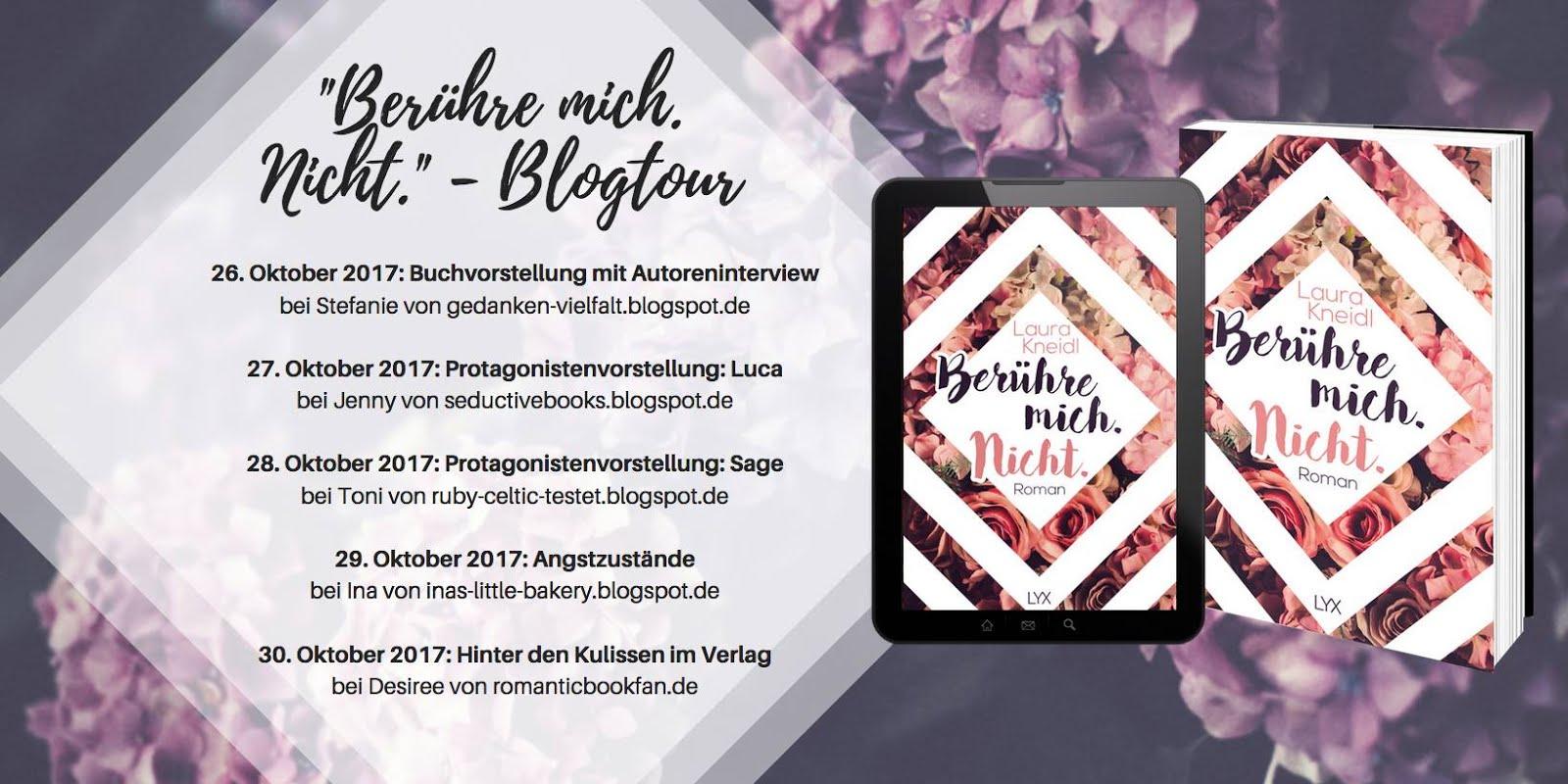 Blogtour BERÜHRE MICH. NICHT.