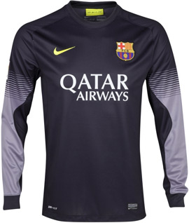 camiseta portero FC Barcelona 2013 2014 samarreta porter Barça
