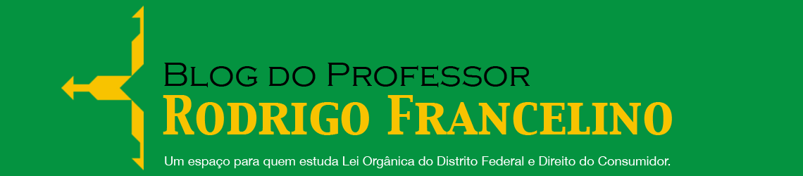 Blog do Professor Rodrigo Francelino