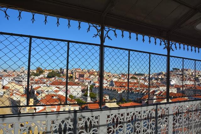 Sunta Justa Elevator Lisbon