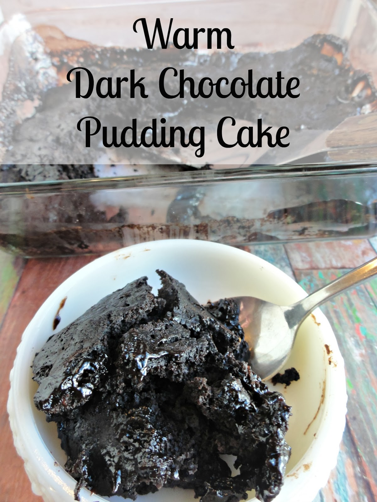 how to make chocolate pudding with water