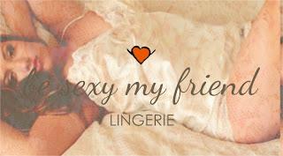 Be sexy my friend - Lencería plus size (II)