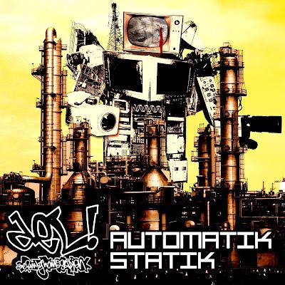 Del The Funky Homosapien – Automatik Statik (CD) (2009) (FLAC + 320 kbps)