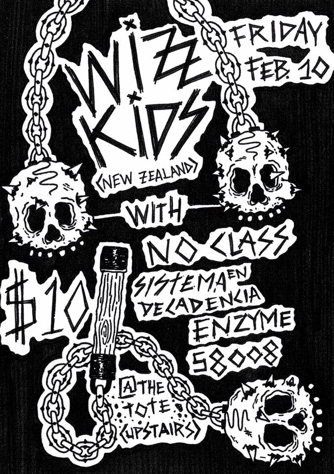 Wizz Kids in Aussie