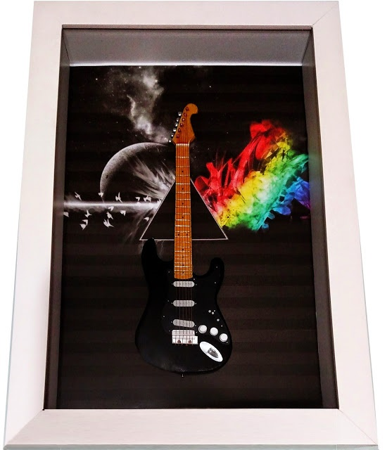 mini guitarra david gilmour