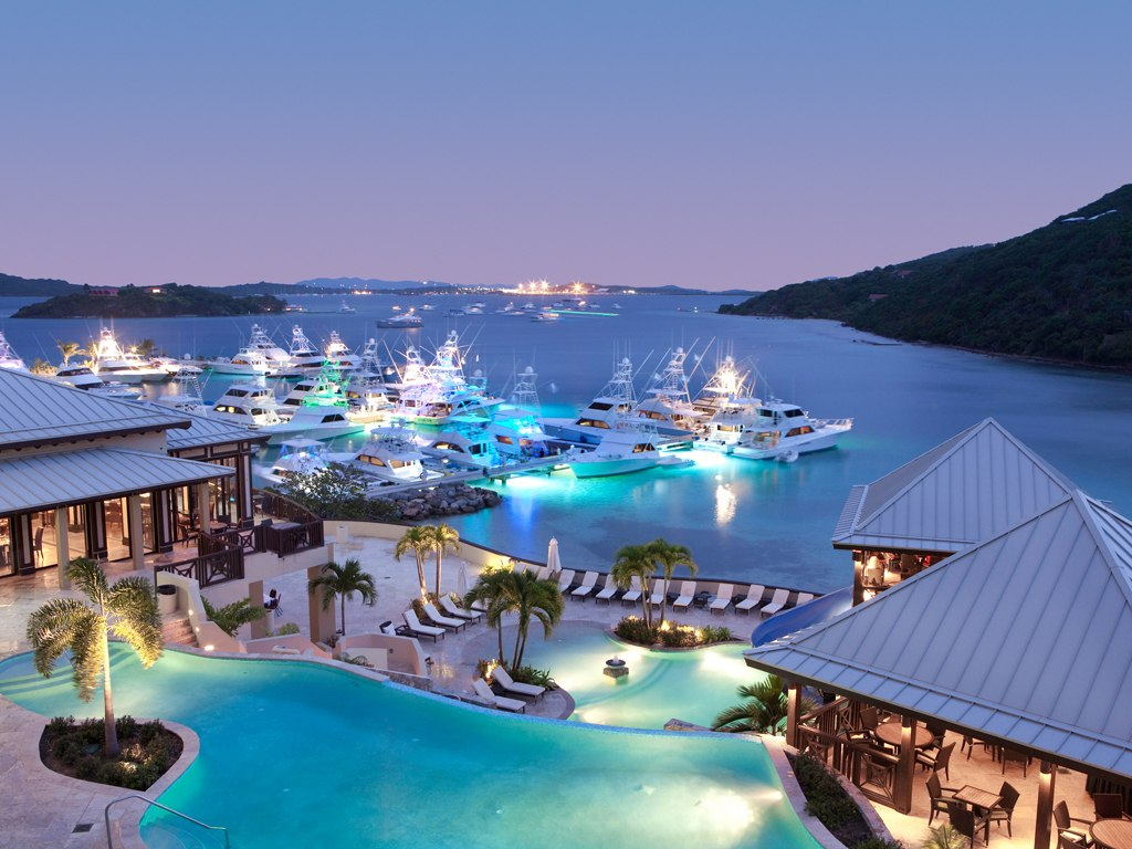 Virgin islands travel guide tourist destinations for Best us spa resorts