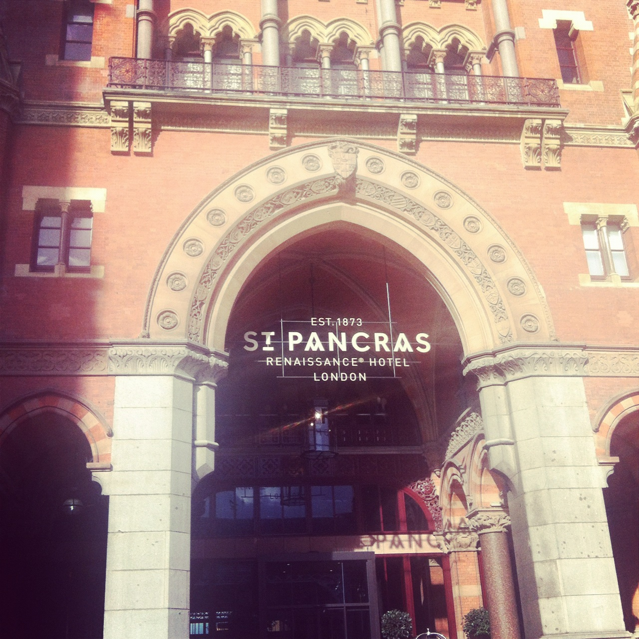 Jack French LDN Limited Edition St Pancras Bag