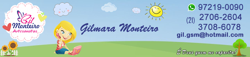 Gil Monteiro Artesanatos - RJ