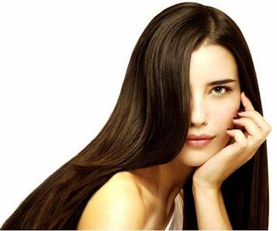 woman-long-hair-beauty-healthy-shiny-smooth-brown-القَصّة المثالية للانتقال من الشعر القصير إلى الطويل