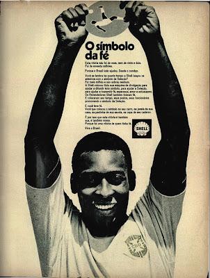 Propaganda anos 70; História dos anos 70; Brazil in the 70s. Oswaldo Hernandez.