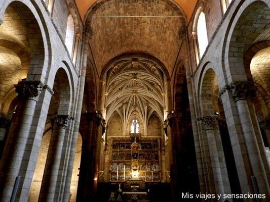 Interior Basílica de San Isidoro, León