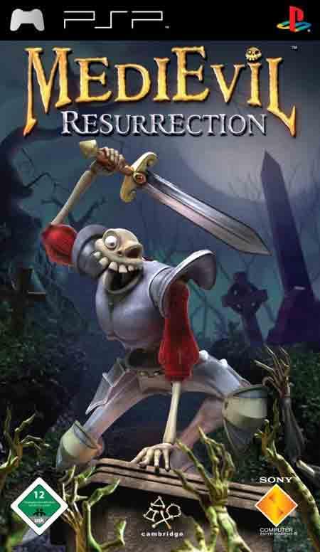 Best psp games download medievil resurrection