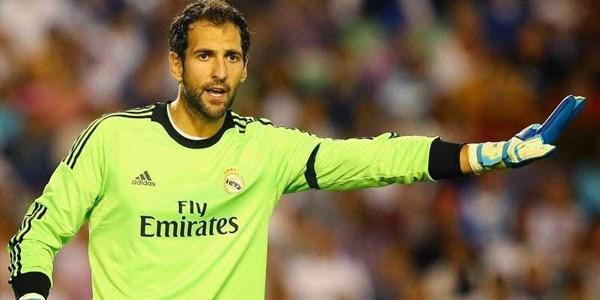Berita Bola Diego Lopez Bergabung Dengan Milan