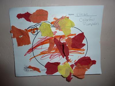 Pumpkin-Craft-Idea-For-Kids