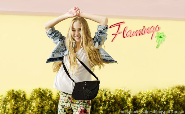 Como quieres que te quiera moda primavera verano 2014.