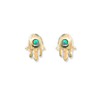 Hebrew Earrings