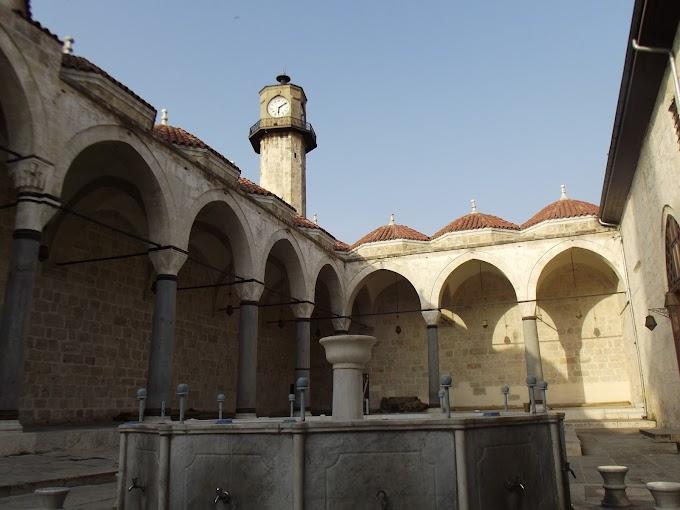 Gezi Notları-Tarsus Ulu Cami