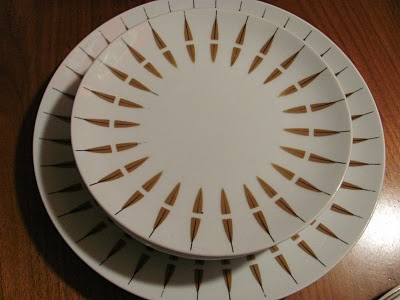 Mid Century Mania I think these Narumi Tango pattern plates are my favorite & Gone Thrifting: Mid Century Plates
