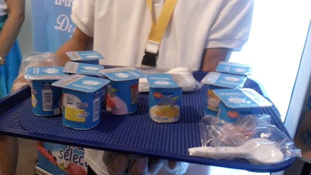 nestle fruit selection, yogurt,