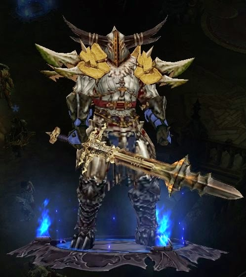 diablo 3 ps3 how to change difficulty level