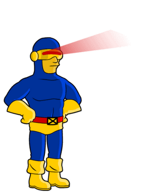 Cyclops_Marvel_Comics_Simpson