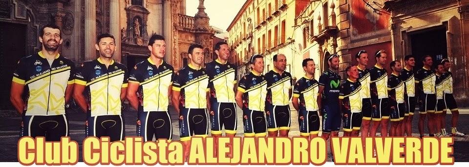 Club Ciclista Alejandro Valverde