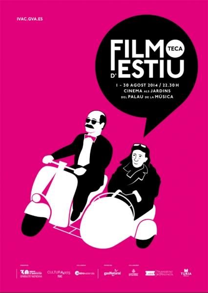 Cine de verano ~ Filmoteca d'estiu