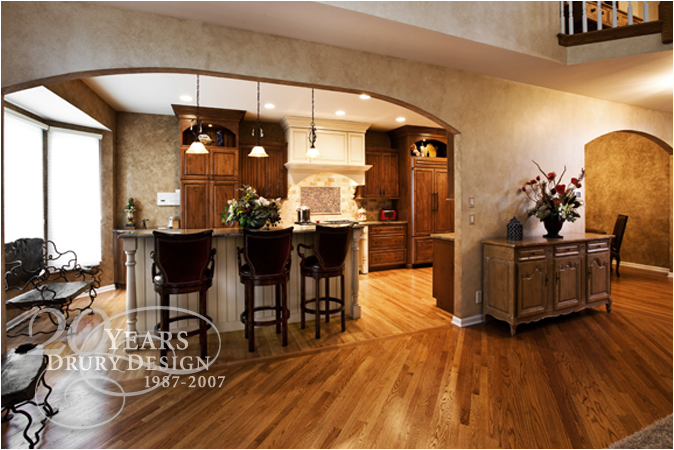 Traditional kitchen ideas room design inspirations for Traditional kitchen styles