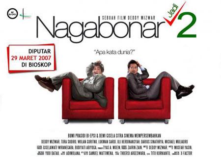 Download Film Naga Bonar Jadi 2 2007 Gratis