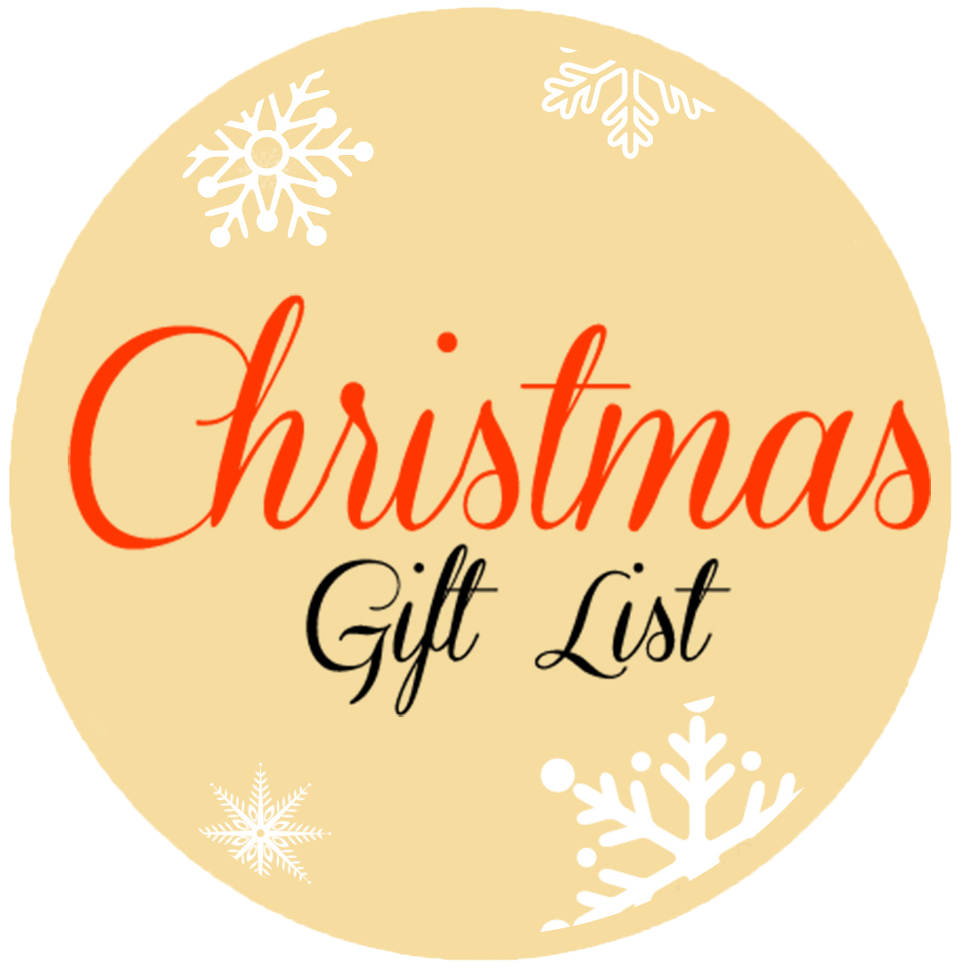 christmas- gift list- free printable - holiday- advent calendar - organizer - la mandragola