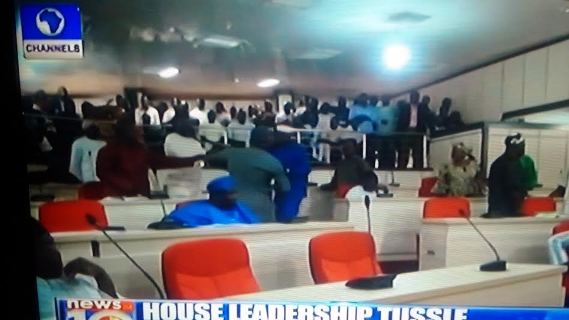 Benue Lawmakers Engage In Free For All Fight Over Appointment Of Principal Officers