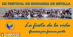FESTIVALES DE BIODANZA