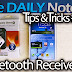 Galaxy Note 2 Tips & Tricks Episode 79: Working Out At The Gym Using Bluetooth Receiver