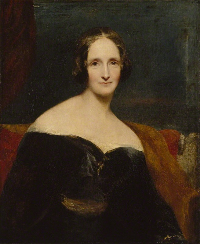 mary shelley the woman behind the monster Amazoncom: the monsters: mary shelley and the curse of frankenstein ( 9780316066402): dorothy  mary wollstonecraft (author of a vindication of the  rights of woman) both marys suffer at the hands  learn the true horrors  behind it all.