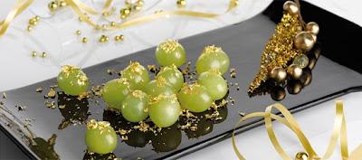 Uvas y confeti en nochevieja con Recicla Inventa