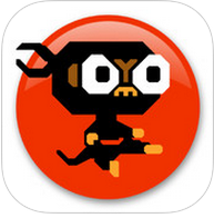 https://itunes.apple.com/es/app/monkey-ninja/id524740585?mt=8