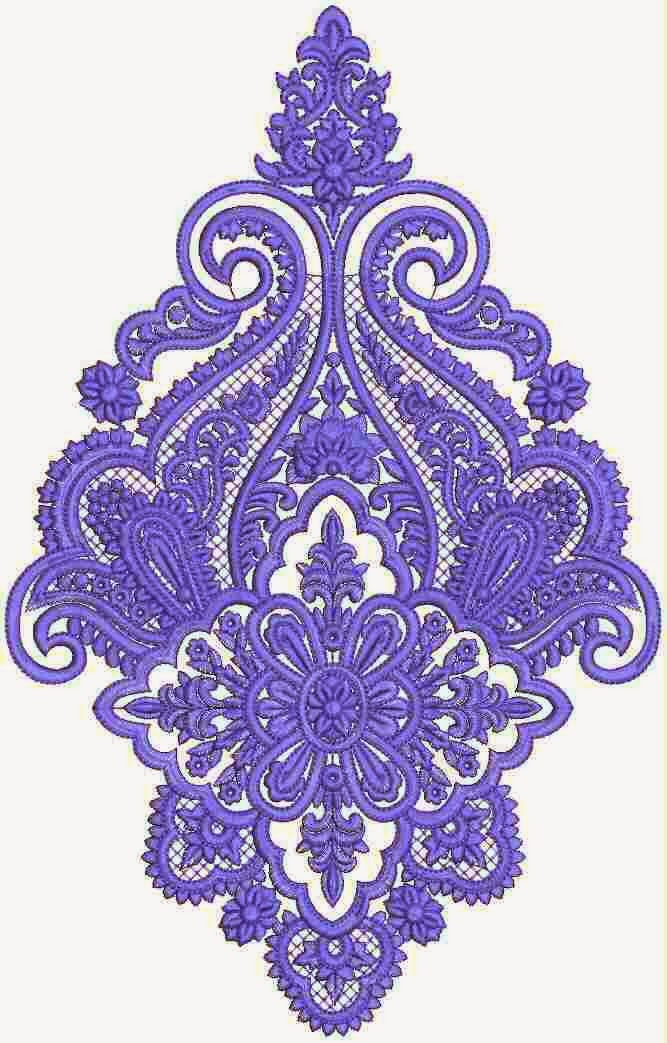 Indian Designer Create Embroidery Patch Designs ~ Embdesigntube