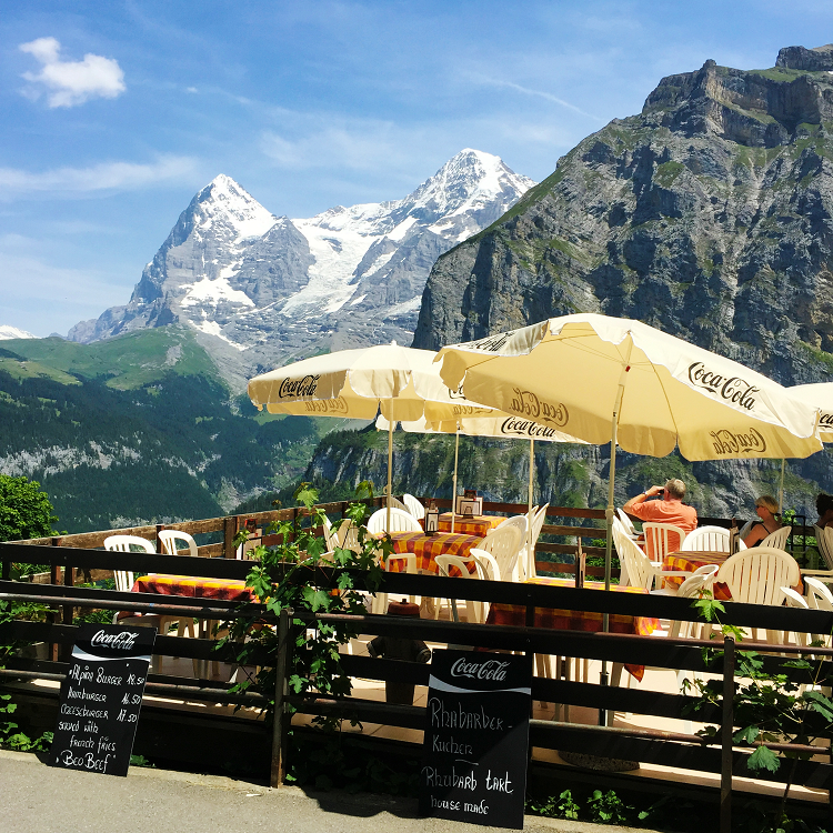 Mürren, Switzerland, Mürren Travel Tips, Hotel Eiger Mürren Review