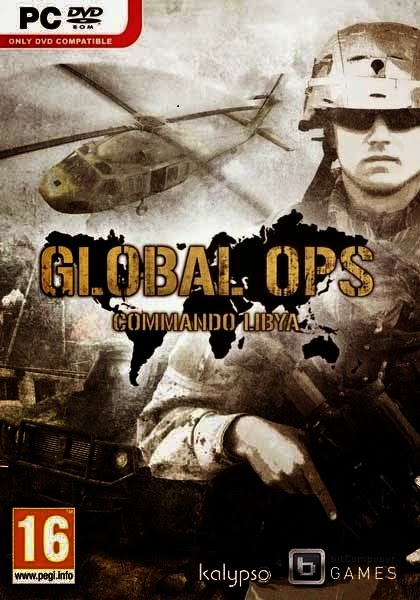 Download Global ops Commando Libya game
