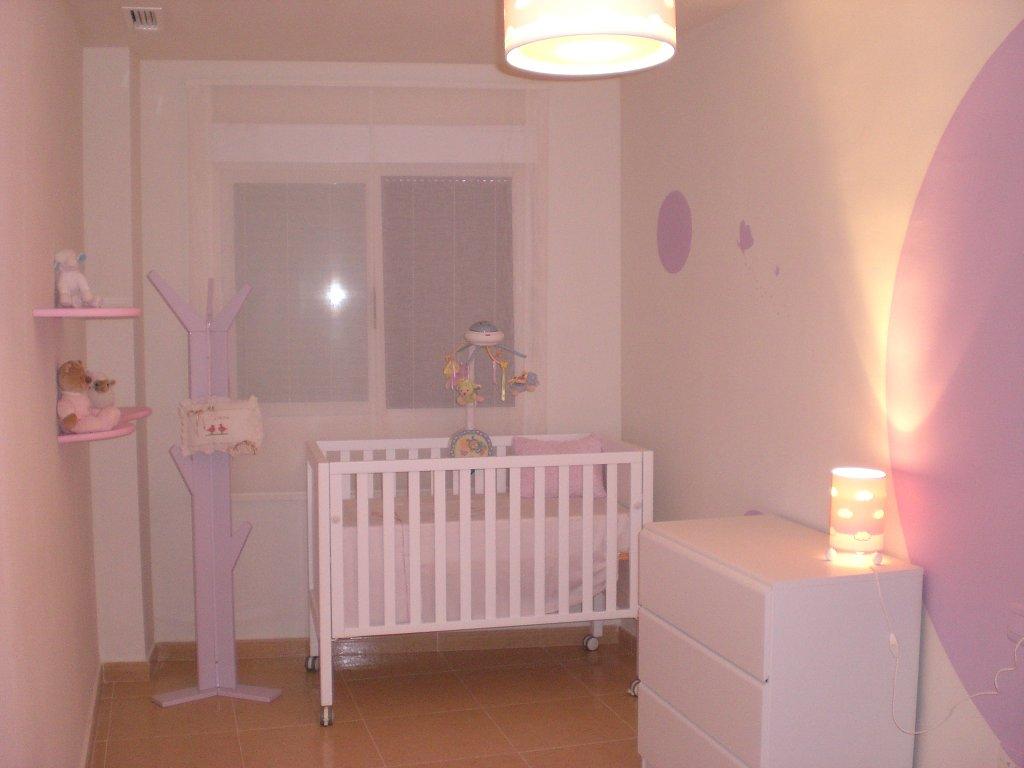 Pinturas y decoraci n 35 habitaciones para ni os - Dormitorios bebes nina ...
